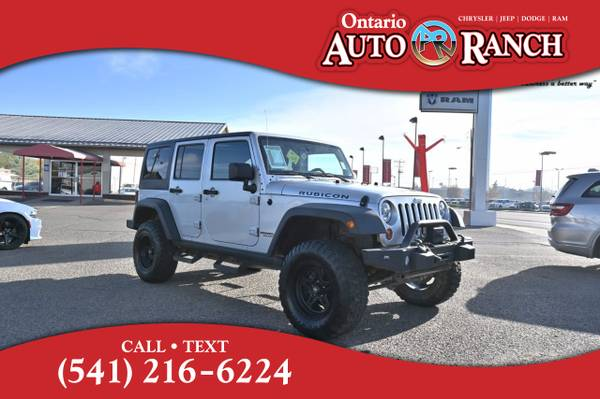 Photo 2012 Jeep Wrangler Unlimited Unlimited Rubicon - $30,638 (_Jeep_ _Wrangler Unlimited_ _SUV_)