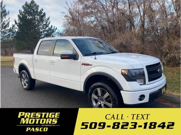 Photo 2013 Ford F-150 FX4 Pickup 4D 5 12 ft - $25,000 (_Ford_ _F-150_ _Truck_)