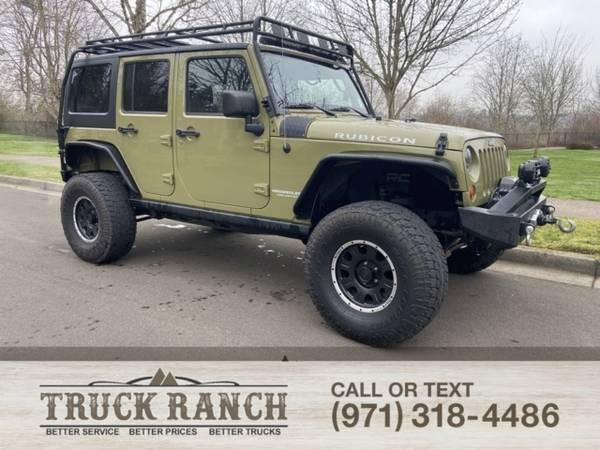 Photo 2013 Jeep Wrangler Unlimited Unlimited Rubicon - $26495 (_Jeep_ _Wrangler Unlimited_ _SUV_)