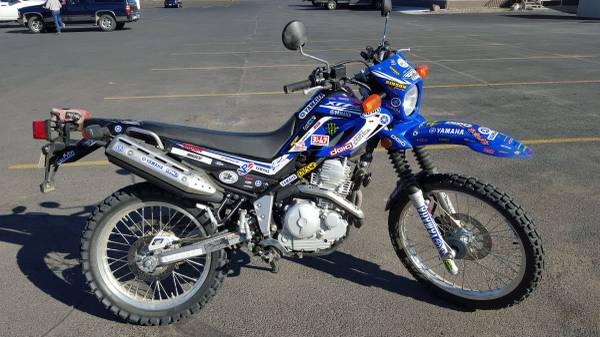 Photo 2014 Yamaha XT 250 - $4,500 (Hermiston)