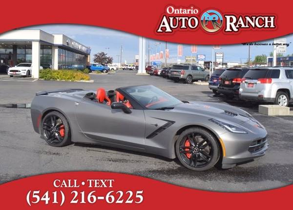 Photo 2015 Chevrolet Corvette Z51 3LT - $44,987 (_Chevrolet_ _Corvette_ _Convertible_)