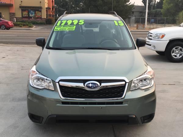 Photo 2015 Subaru outback AWD 26,k miles one owner - $17,950 (Best Buy Auto Boise)