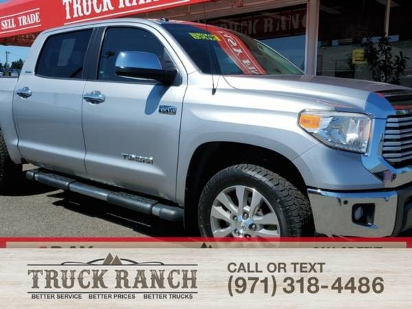 Photo 2015 Toyota Tundra Limited - $35,995 (_Toyota_ _Tundra_ _Truck_)