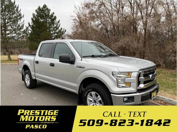 Photo 2016 Ford F-150 XLT Pickup 4D 5 12 ft - $31,635 (_Ford_ _F-150_ _Truck_)