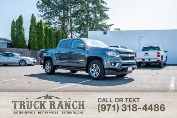 Photo 2017 Chevrolet Colorado Z71 - $36,995 (_Chevrolet_ _Colorado_ _Truck_)