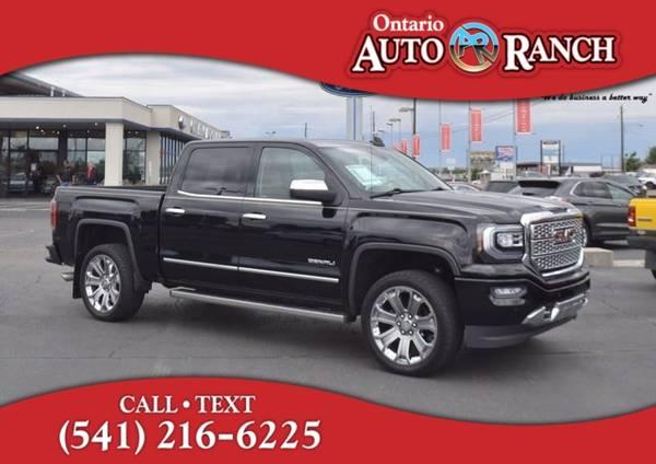 Photo 2017 GMC Sierra 1500 Denali - $39,800 (_GMC_ _Sierra 1500_ _Truck_)