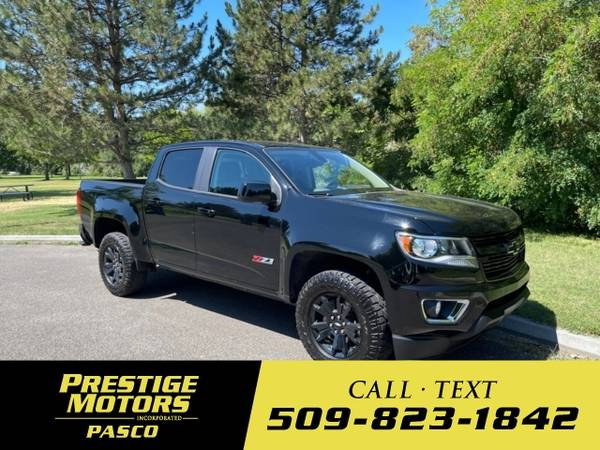 Photo 2018 Chevrolet Colorado Z71 4WD - $38,433 (_Chevrolet_ _Colorado_ _Truck_)