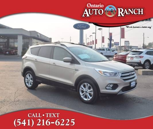 Photo 2018 Ford Escape SE - $19,987 (_Ford_ _Escape_ _SUV_)