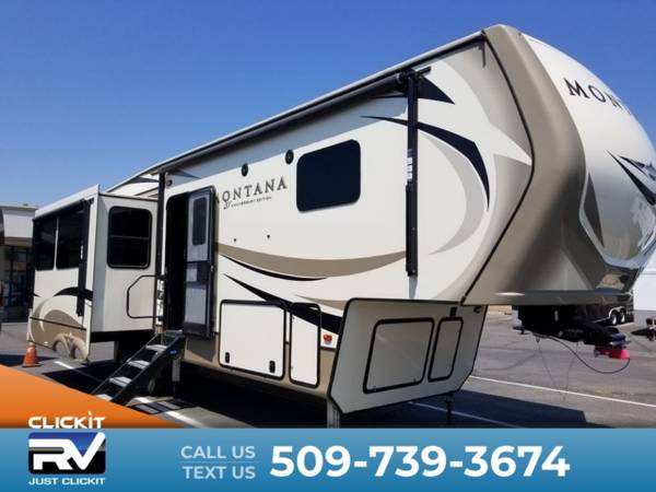 Photo 2019 Keystone RV Montana 3120RL - $77,985 (_Keystone RV_ _Montana 3120RL_ _RV_)