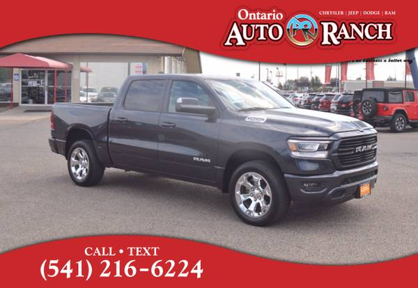 Photo 2019 Ram All-New 1500 Big HornLone Star - $41,976 (_Ram_ _All-New 1500_ _Truck_)