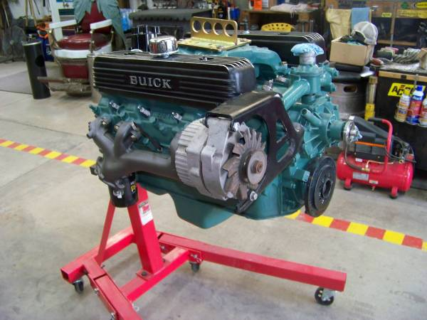 Photo 401 Buick Nailhead EngineMotor - $4000 (Elgin)