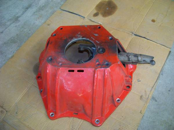 Photo Bell Housing -Clutch-pressure plate Fly wheel for 455 Buick engine - $250 (Elgin)