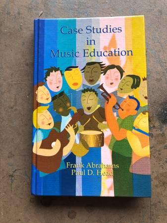 Photo Case Studies in Music Education - $10 (Meridian)