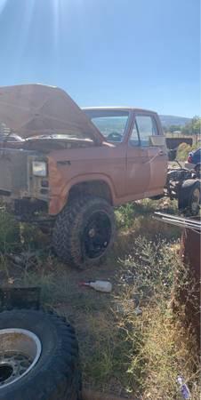 Photo Cummins project pickup 1981 Ford f350 - $8,000 (Burns)