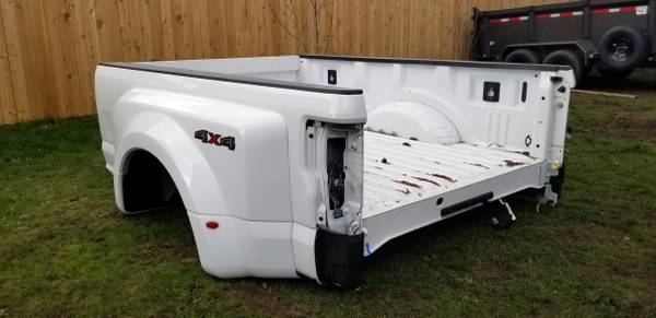 Photo Dually Bed for 2017-2021 Ford Superduty F250 F350 F450 - $2,500 (Vancouver)