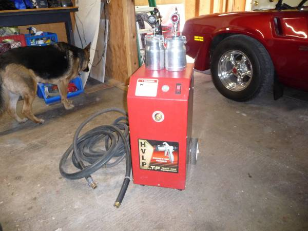 Photo HVLP Turbine Paint Spray System - $425 (Union)