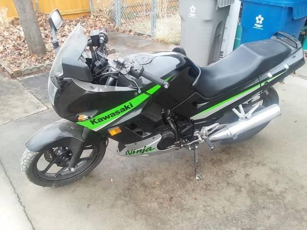 Photo Kawasaki Ninja 2005 250r - $1,500 (Na, ID)