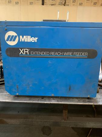 Photo Miller XR Extended Reach Wire Feeder - $1,200 (Milton-Freewater)