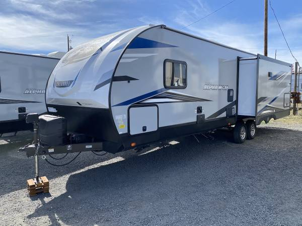 Photo New 2021 Forest River RV Cherokee Alpha Wolf 26RL-L - $40,975 (creswell, 541-626-7172)