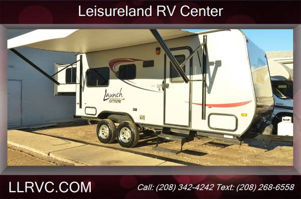 Photo New Tires 2015 Starcraft Launch Extreme 19BHS Bunkhouse 4 Seasons - $16,995 (TRADES WELCOME)