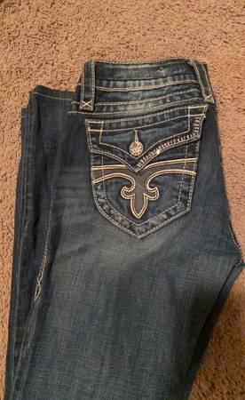 Photo Rock Revival Jeans 29 - $50 (Boise)