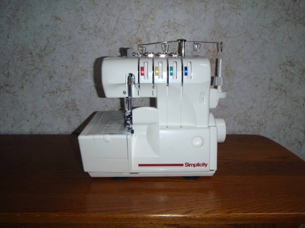 Photo SERGER, Simplicity SL350  Price REDUCED  - $100 (La Grande)