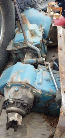 Photo SM 465 Wt-case and parts to install, starter - $1,250 (Hermiston)