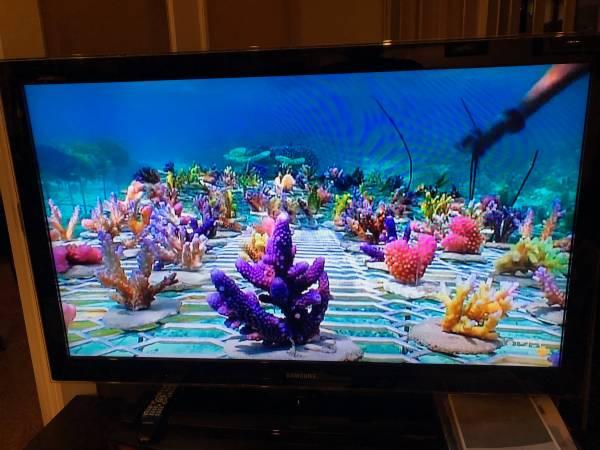 Photo Samsung 52quot HDTV - LN52A630 - $65 (Baker City)