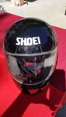 Photo Shoei Helmet Size M - $50 (Star)