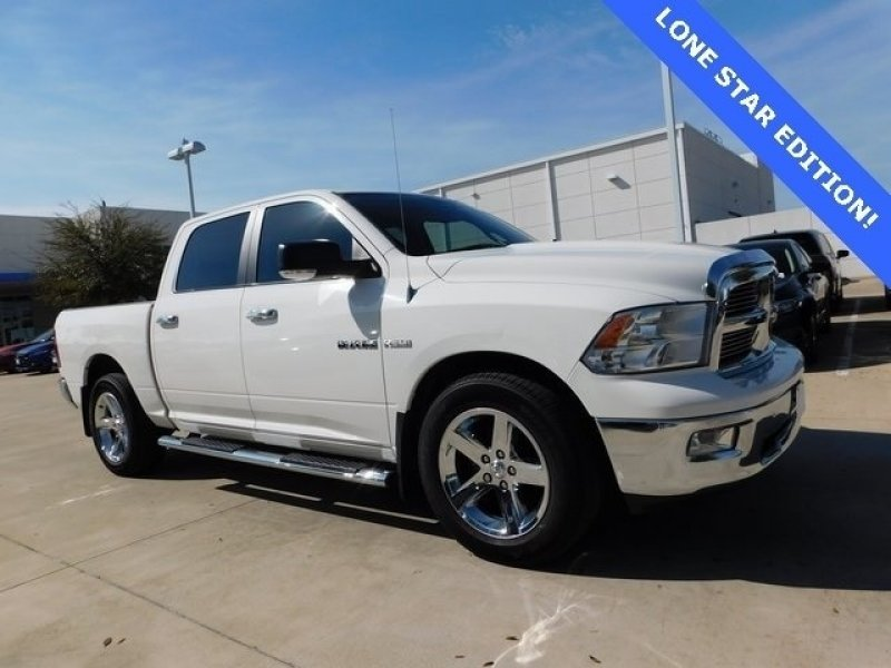 Photo Used 2009 Dodge Ram 1500 Truck Lone Star for sale
