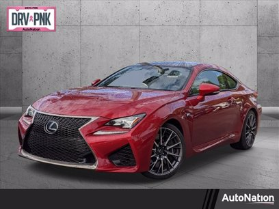 Photo Used 2015 Lexus RC F  for sale