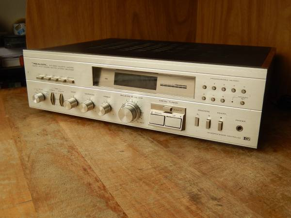 Photo Vintage Realistic STA-2250 Stereo Receiver - $80 (Boise Bench)