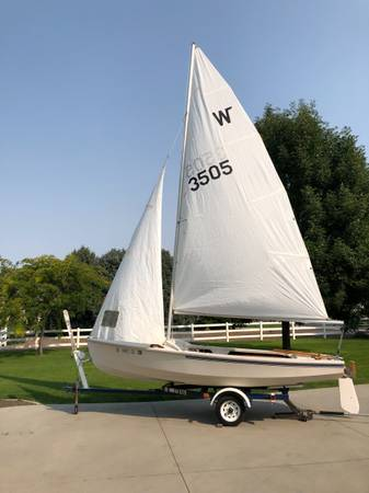 Wayfarer 1639 Sailboat - $1,750 (S. MeridianKuna)