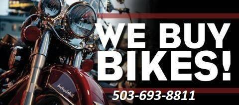 Photo Will Buy Your Motorcycle, Cash In A Flash - $1,000,000 (NorthwestWe Buy Bikes)