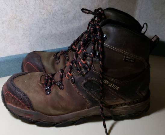 Photo Work boots Red Wing Irish Setter - $45 (Pendleton)