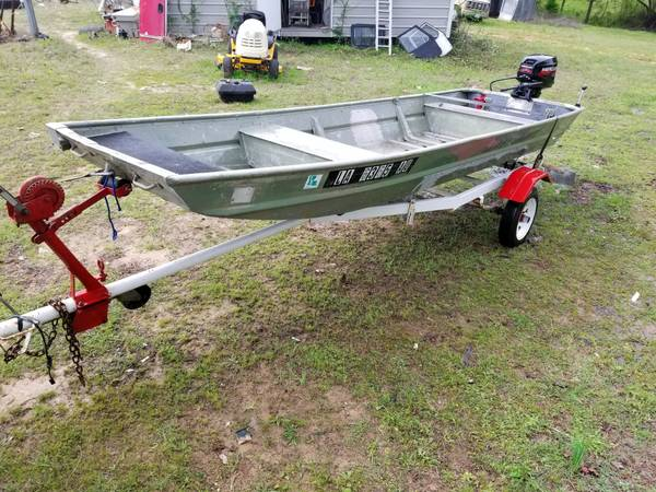 14 ft flat bottom boat - $1500 | Boats For Sale | Eastern Texas