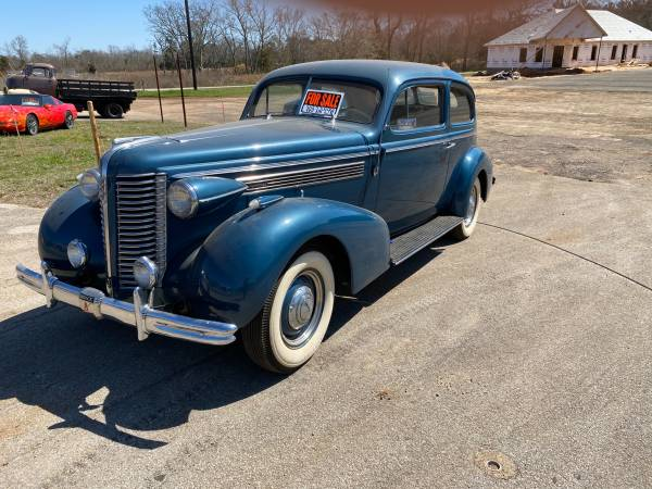 Photo 1938 BUICK SPECIAL COUPE - $27,000 (Jacksonville Texas)