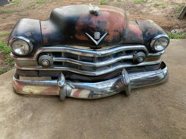 Photo 1950 Cadillac series 62 Front End - $800 (Whitehouse)