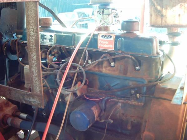 Photo 1975 ford 300-I 6 engine - $500 (near athens)