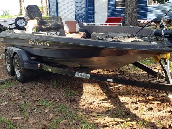 Photo 1991 Bass Cat - $3,875 (Lone Star TX)