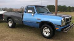 Photo 1991 Dodge 250 diesel - $2500 (Tatum, Tx)
