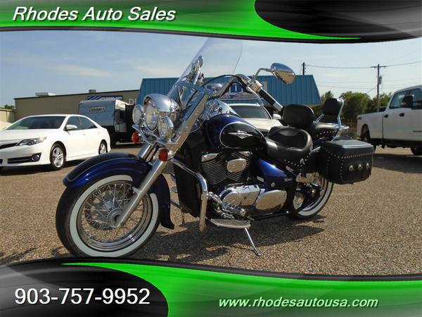 Photo 2005 SUZUKI BOULEVARD - $4,395