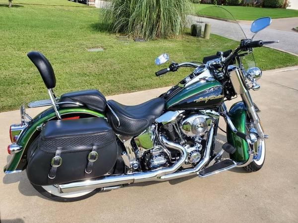 Photo 2006 Harley-Davidson FLSTN Softail Deluxe - $8,500 (Bullard, TX)