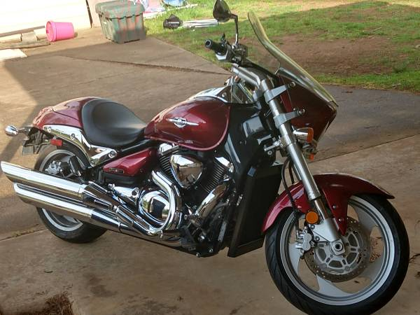 Photo 2009 Suzuki M90 - $4,100 (Mt. Enterprise, TX)
