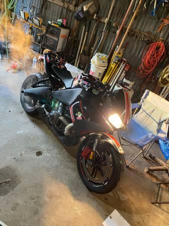 Photo 2009 buell street legal track bike - $5,800 (Hillsboro)