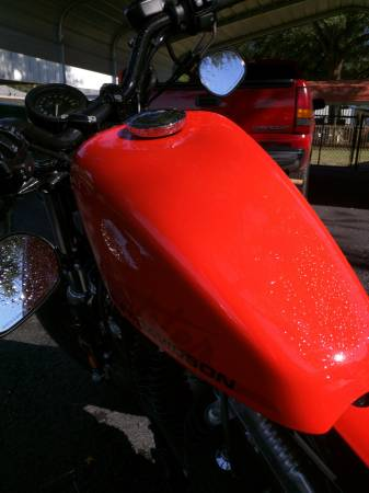 Photo 2010 Harley Davidson 1200X-Sportster 48 - $7,000 (Gilmer)