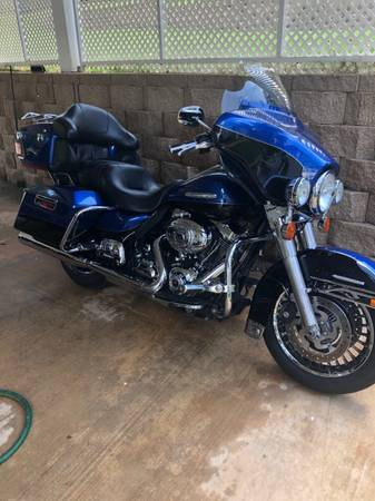 Photo 2010 Harley Ultra Limited - $9,200 (Pittsburg)