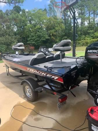 Photo 2018 Bass Tracker 175 TXW - $19,500 (Hideaway)