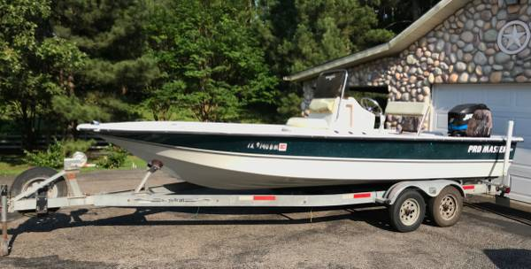 Photo 22 ft Pro Master Boat - $12,500 (Longview, TX)