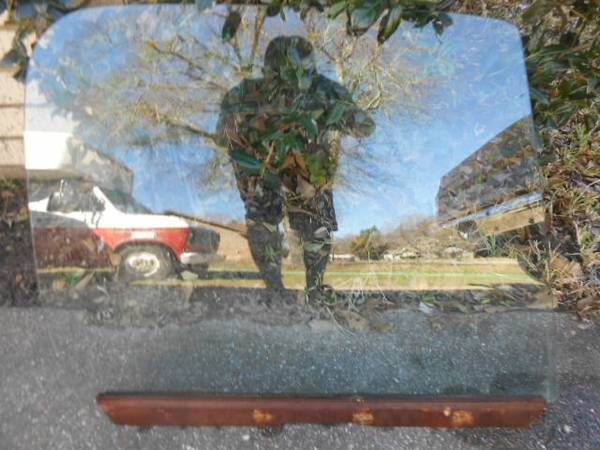 Photo 81-87 CHEVY GMC TRUCK DOOR WINDOW GLASS  PASSENGERS SIDE ONLY - $25 (SOUTH TYLER)